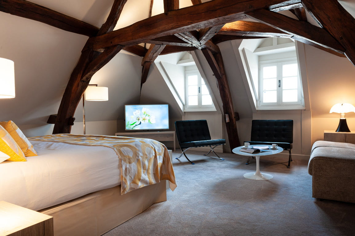 """Grand Cru"" junior suite"